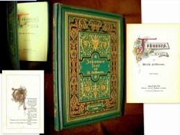 """""""JOHANNES YDILL"""" Moritz LEIFFMANN Poesie Poetry Gedichte Dichtkunst REISSNER & GANZ 1879 Rare Selten ! - Livres, BD, Revues"""