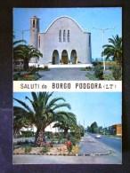 LAZIO -LATINA -BORGO PODGORA -LOTTO N° 452 F.G. - Latina