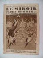 Le Miroir Des Sports N° 362 - 22 Mars 1927 Vélo/Ruby/Football/Athlétisme/Boxe/Tennis & Sport Mécanique - Books, Magazines, Comics