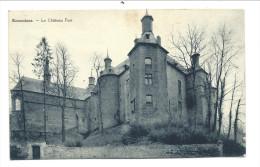 CPA - ECAUSSINNES - ECAUSSINES - Le Château Fort   // - Ecaussinnes
