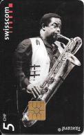 Swisscom: Jazz Classics in Switzerland, Groovy Sax. GM2