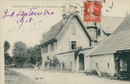 25 CHALEZEULE / Château Du Général Metzinger / - Other Municipalities