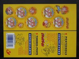 "Boekje / Carnet N° 38 B38 ** 2001 ""Stampilou, Strips"" Zelfklevend / Autocollant - Booklets 1953-...."