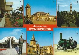 Namibia - Views From Swakopmund.  # 04780 - Namibia