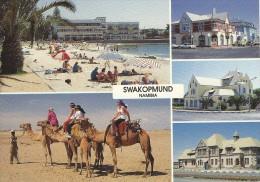 Namibia - Views Swakopmund.  # 04781 - Namibia