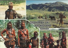 Namibia - Owahimba Of Kaokoland.  # 04783 - Namibia
