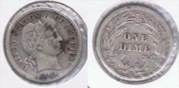 EE.UU. USA DIME DOLLAR 1903 PLATA SILVER Z - EDICIONES FEDERALES