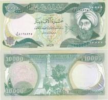 Iraq - 10000 Dinars 2010 AUNC / UNC Lemberg-Zp - Iraq