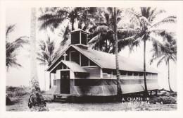 RP: NEW GUINEA , 1940s ; Chapel - Papua New Guinea