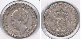 HOLANDA MEDIO   GULDEN 1929  Z. BONITA - 1/2 Gulden