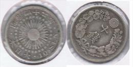 JAPON 10 SEN IMPERIO PLATA SILVER Z - Japón