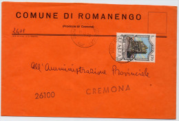 Comuni d'Italia -Romanengo  - Cremona -