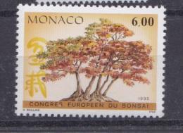 """Monaco (1995) - """"Bonsai""""  Neufs**"""