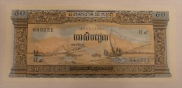 Billet 50 Riels  Cambodge - Kambodscha
