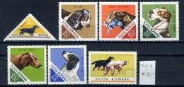 1965 - ROMANIA - Mi. Nr. 2470/2477 - NH -  - (FA29082015...) - 1948-.... Republics