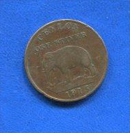 Sri  Lanka  Stiver  1815 - Sri Lanka