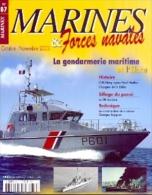 Marines-87. Revista Marines & Forces Navales, Nº 87. En Frances - Revues & Journaux