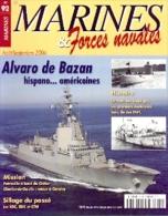 Marines-92. Revista Marines & Forces Navales, Nº 92. En Frances - Revues & Journaux