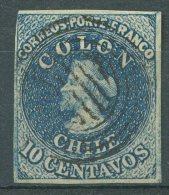 CHILE SOFICH # 8 FB 10-3, 4 Margins Used VF - Chili