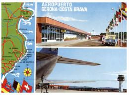 (753) Airport - Aeroport - Gerona - Aerodrome