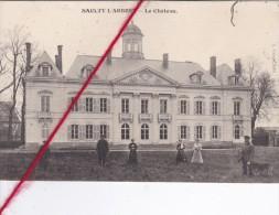 CP 62  -   SAULTY-L´ARBRET    - Le Château - France