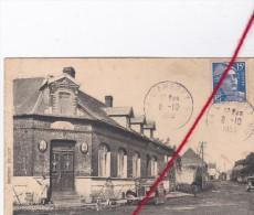 CP 62  -    SAULTY - Rue D'Arras  (en état - 1 Pli) - France