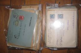 Mise à Prix 1 Euro LOT DE + De 350 LETTRES DES PAYS BAS  (nederland) Pour La France La Plupart 1900/1920 VOIR SCANS.(89) - Sammlungen