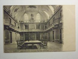 J77 * PORTUGAL. Lisboa. Biblioteca Da Academia Das Ciências. / Sciences Academy Of Lisbon. Library. - Lisboa