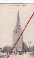 CP 62  -    SAULTY -L'ARBRET   - L'église - France
