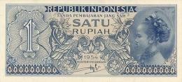 INDONESIA P.  72 1 R 1954 UNC - Indonésie