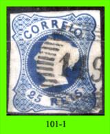 Portogallo-101 - 1853 - Y&T: N. 2 (o) Privi Di Difetti Occulti - A Scelta. - 1853 : D.Maria