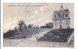 Fiorano, Santuario E Parco Della Rimembranza - F.p. - Anni 1920 - Modena