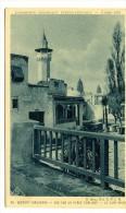 Cp , 75 , PARIS , Exposition Coloniale Internationale , 1931 , Section Tunisienne , Place Publique , Le Café Maure - Exhibitions