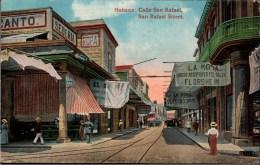 ! Alte Ansichtskarte Habana, Havanna, Kuba, Cuba, Postcard Exchange, Florsheim - Cuba