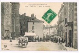 3600. CUNLHAT - Route De Clermont - Francia