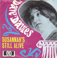 "Dave Davies  ""  Susannah's Still Alive  "" - Vinyl Records"