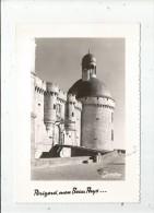 Photographie , PERIGORD , Mon Beau Pays... , Le Château De HAUTEFORT, 9 , Publicité : Gastroléna , 18 X 12.5 - Lieux