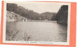 ARLANC (cpa63) - ARLANC - Le Lac Du Barrage - - Autres Communes