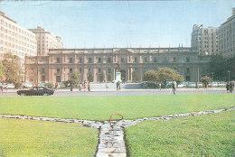 Chile - Santiago - Palacio De La Moneda 1981 - Chili