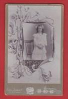 Photo  --  Communion  ---  Début Du Siècle  --etabl Schoy  ---  Colmar - Autres