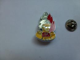 Beau Pin's , Pompiers SP D' Ault , Somme - Brandweerman