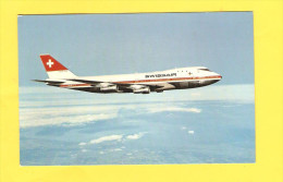 Postcard - Airplanes, Swissair    (20210) - 1946-....: Moderne