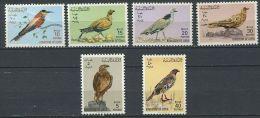 144 LIBYE 1965 - Oiseau (Yvert 255/60) Neuf ** (MNH) Sans Trace De Charniere - Libye