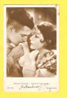 Postcard - Film, Actor, Gilbert Roland & Norma Talmadge    (20257) - Schauspieler