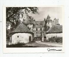 Photographie , PERIGORD , Mon Beau Pays... , Le Château De LANQUAIS , 35 ,  Publicité : Gastroléna , 18 X 14 - Places