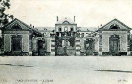 N°43774 -cpa Pacy Sur Eure -l'Hôpital- - Pacy-sur-Eure