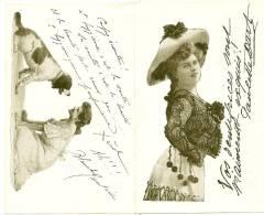 Parfumerie XEROL Superbe Tarif Prospectus Années1910/1920 Avec Témoignages Des Vedettes De L´époque, EXCELLENT ETAT - France