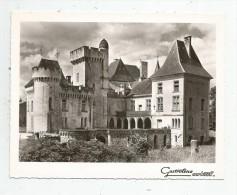 Photographie , PERIGORD , Mon Beau Pays... , Le Château De CAMPAGNE , 22,  Publicité : Gastroléna , 18 X 14 - Places