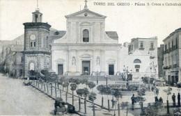 Torre Del Greco - Piazza S. Croce E Cattedrale - Torre Del Greco