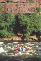 CPM USA Utah, Rafting On Green River (Flaming Gorge, Vernal Falls - Colorado River, Canyonlands) Sport, Rivière, Rapides - Non Classés